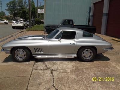 67 Corvette ChrisP