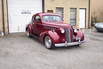 37 Buick - Lonnie