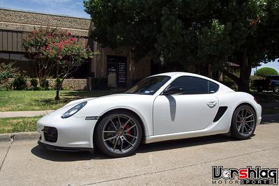 Roddy Chim's '07 Porsche Cayman S