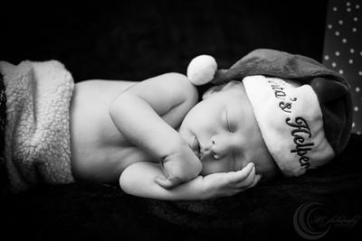 Luke Newborn BW--17