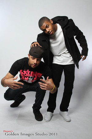 Tyree and MB Maccin