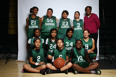 Banning Team Pictures