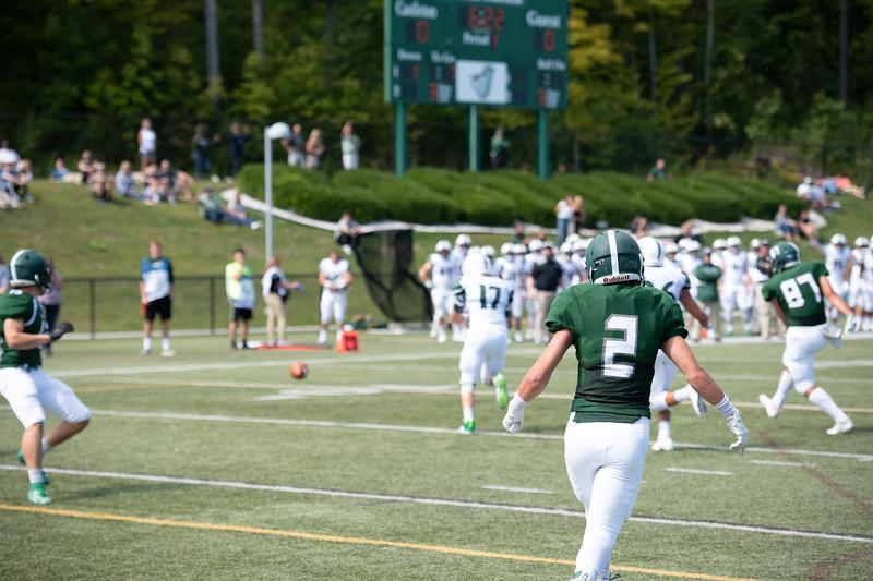 Castleton University 2019 football season opener against Plymouth State