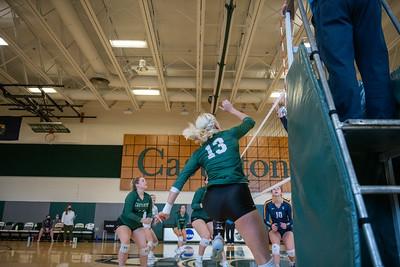 Castleton University 2021 Homecoming Volleyball  vs. Southern Maine Huskies
