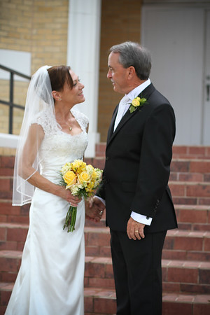 Randy and Marti's Wedding