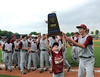 Hartselle is the winner in the 5A AHSAA state championship, finale won by Hartselle 3-2 over Spanish Fort at Riverwalk Stadium in Montgomery, Ala., May 18, 2013.  By David Bundy