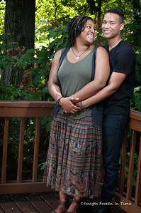 Aliyah & Cameron - July 2016