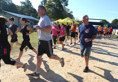 Bridges of Faith Almighty Mud Run Billingsley, AL Saturday, Oct.12, 2013. By David Bundy