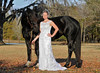 Amanda Sowards Moore wedding dress, Cecil AL, Nov. 20, 2011. By David Bundy