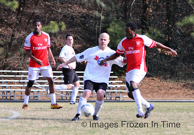 Arsenal Atlanta vs Majestic Red - Feb 9, 2014