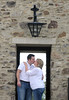 Gered Bundy and Ashleigh Graves engagement photos, Montgomery, AL Sept. 2, 2012. By David Bundy