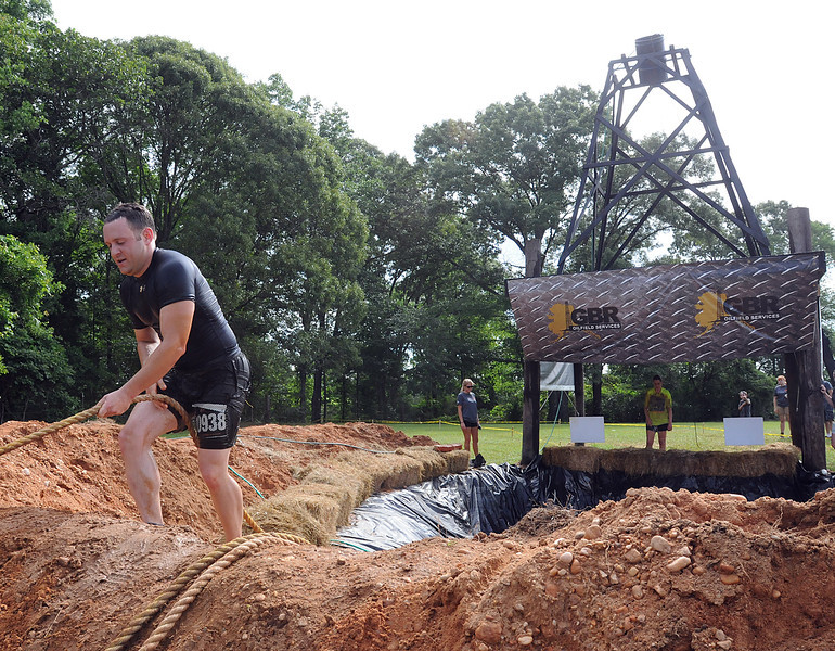 Bridges of Faith Almighty Mud Run, May 31, 2014. By David Bundy