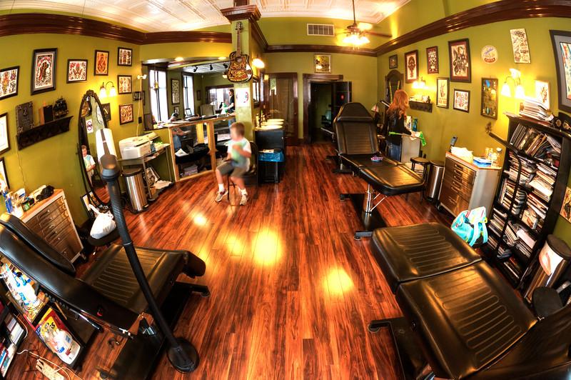 inside of color shop final 2