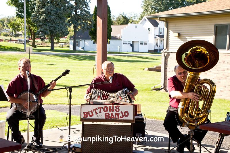 Buttons and Banjo Polka Band
