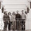 Gill family at Blount Park in Montgomery AL. Jan 6, 2013. By David Bundy