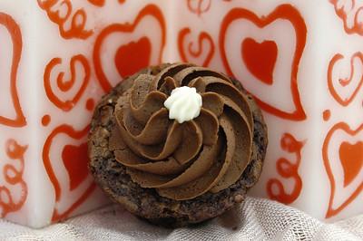 Brownie Cupcake