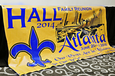 Hall Family Reunion 2014 Atlanta