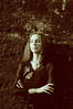 Juliet Thomas, downtown Montgomery, AL Sept. 7, 2012. By David Bundy