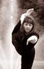 Lisa Bundy does Yoga in Montgomery, Ala., Sunday, Oct. 8, 2011. By David Bundy