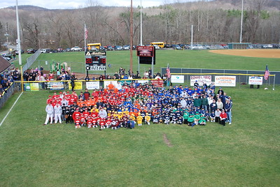 Ringwood Little League - Opening Day 2013