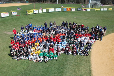 Ringwood Little League - Opening Day 2009