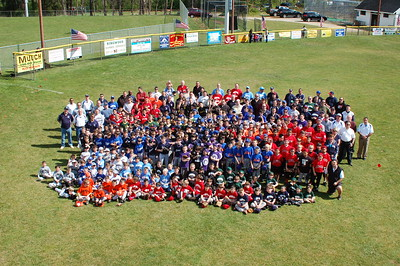 Ringwood Little League - Opening Day 2012