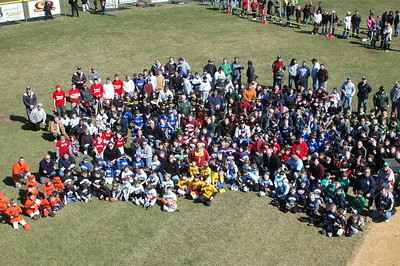 Ringwood Little League - Opening Day 2007