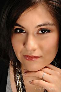 Mini Glamour Beauty Portrait