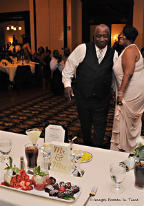 Rucker Wedding Reception