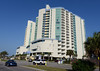 The Avista hotel in Myrtle Beach, SC. J1 program international students-July, 2013. By David BundyJ1 program international students-July, 2013. By David Bundy