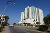The Avista hotel in Myrtle Beach, SC. J1 program international students-July, 2013. By David Bundy