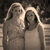 Mary Kirk and sister Catherine Shaw, Blount Park, Montgomery AL, Aug. 5, 2012, By David Bundy