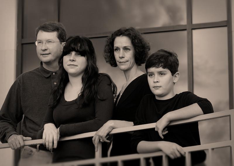 Birmingham family (, Blount Cultural Park, Montgomery,  AL, Nov. 20, 2011. By David Bundy