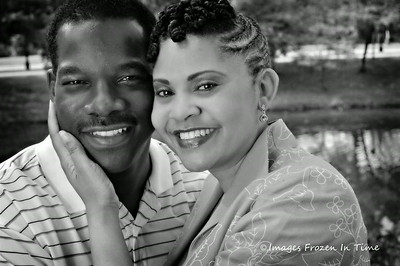 Couple Portrait Session