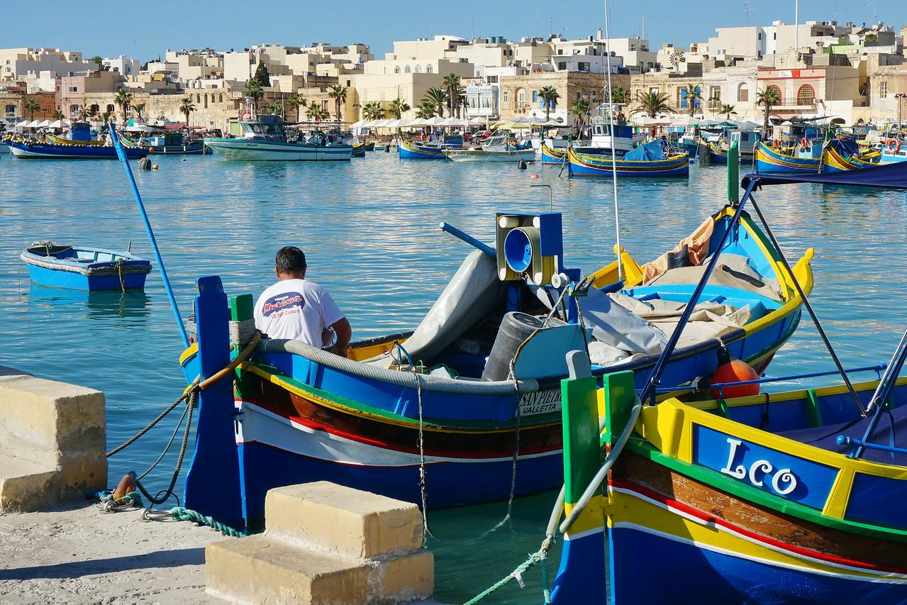 Valletta Palette