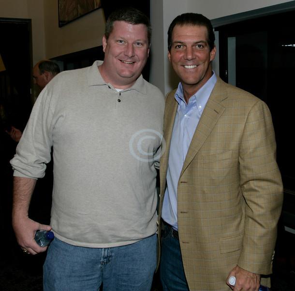 Steve Bisciotti, Owner ~ Baltimore Ravens<br /> <br /> Images by Martin McKenzie
