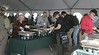 5.11 Tactical Series serving lunch to members of the press<br /> <br /> Images by Martin McKenzie, all rights reserved
