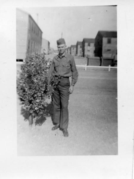 Bill Schnick of Gary, Indiana