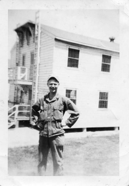 Fort Bragg, N.C. Army Barracks