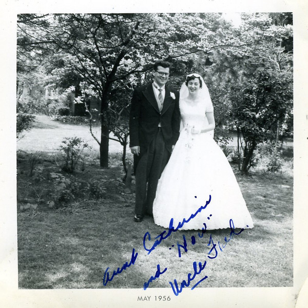 Fred and Catherine Wood