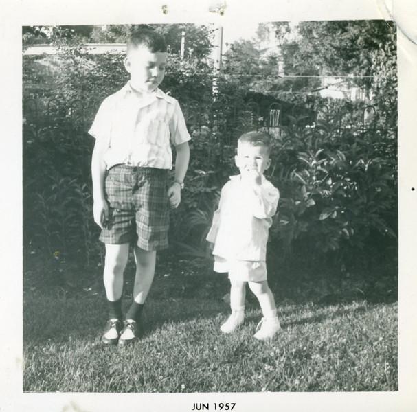 Bob Cook and Tom Fitzgerald