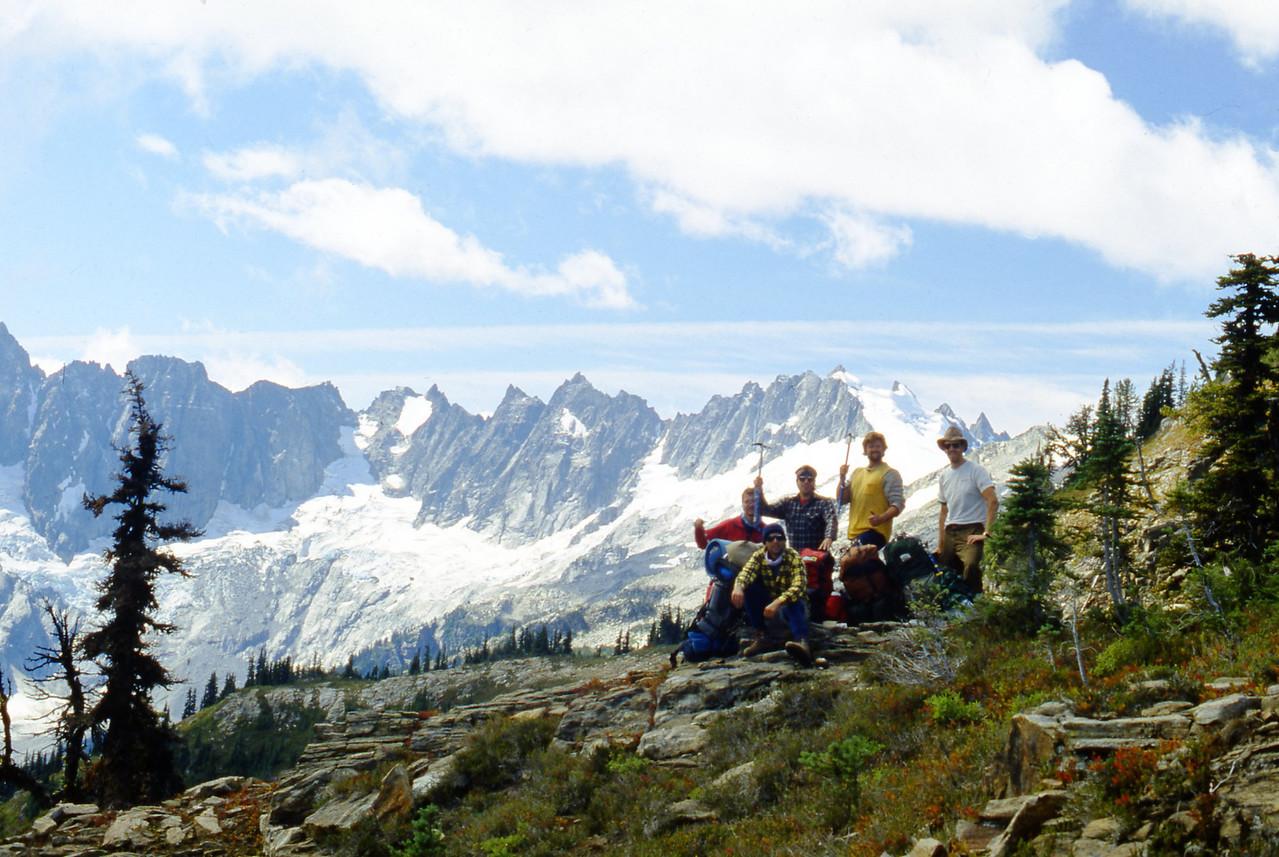 Challenger Arm - North Cascades - The Picket Range - Washington State