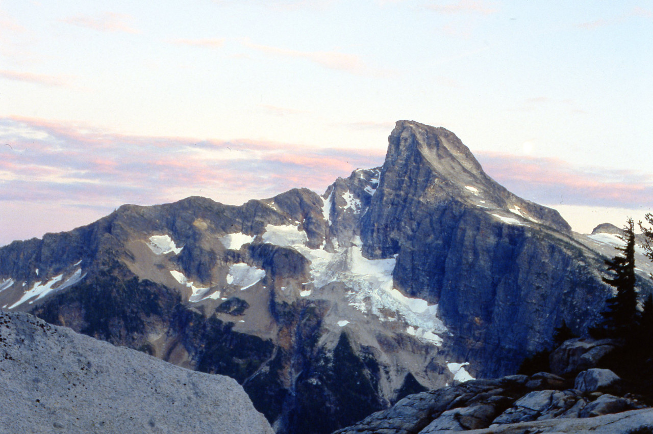 Luna Peak - North Cascades - Washington State