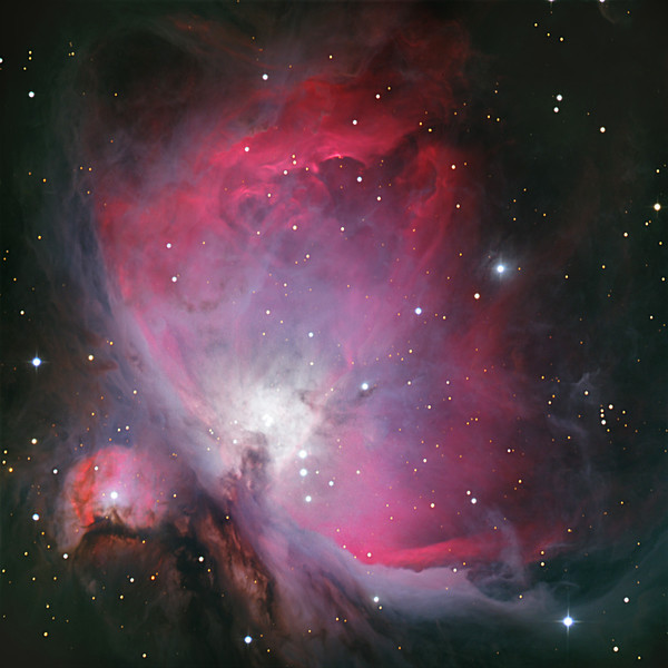 M42 shot by Dr. Jim Edlin