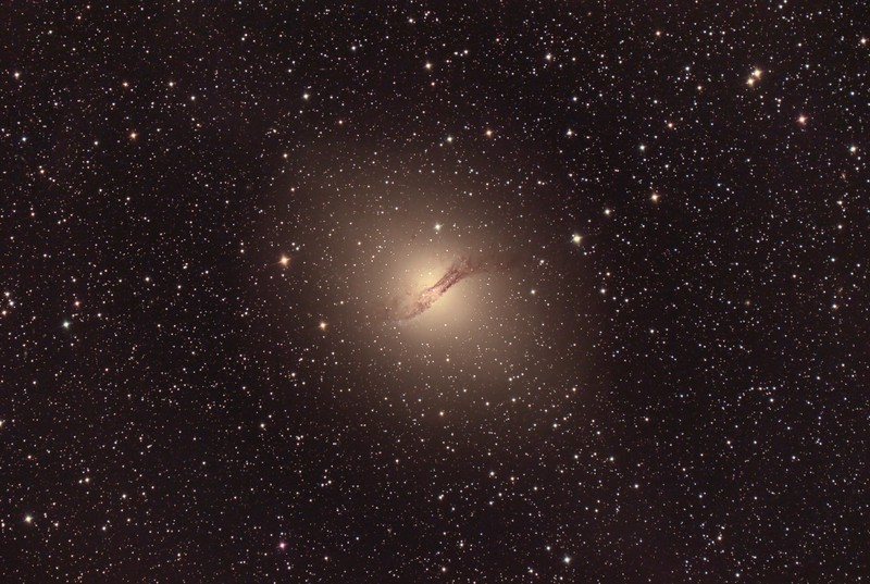 NGC 5128 Shot by Grant Bisset