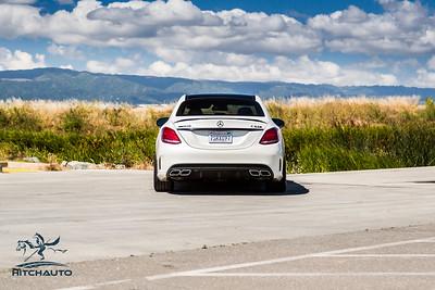 Mercedes_AMG__C63_White_7SRX097-0286