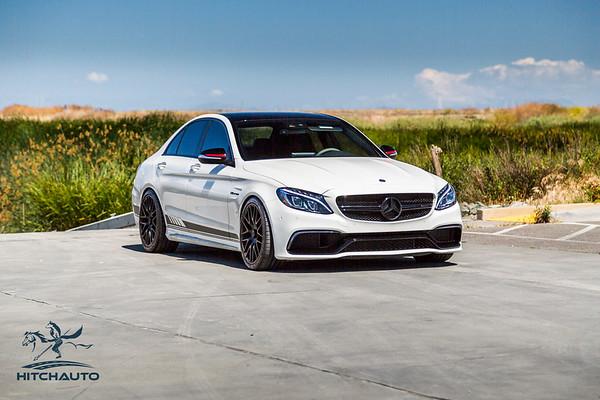 Mercedes_AMG__C63_White_7SRX097-0357