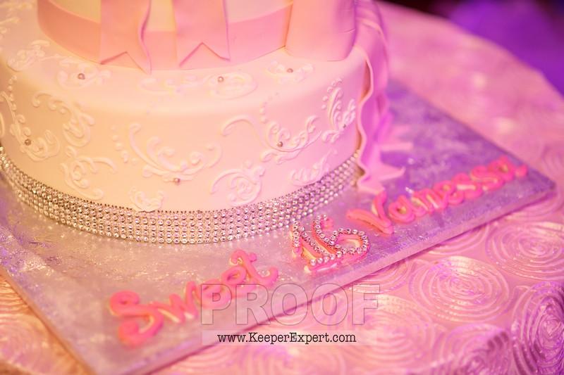 Vanessa's Sweet 16-0350