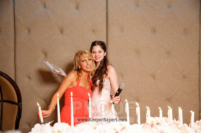 Vanessa's Sweet 16-0808