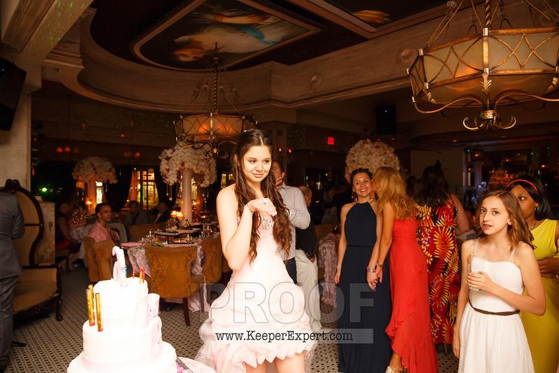 Vanessa's Sweet 16-0995